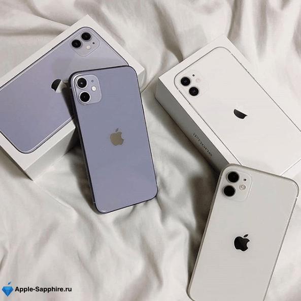 Не включается iPhone 11