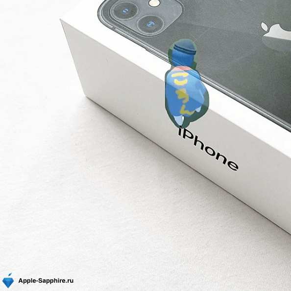 Восстановление пароля iPhone 11