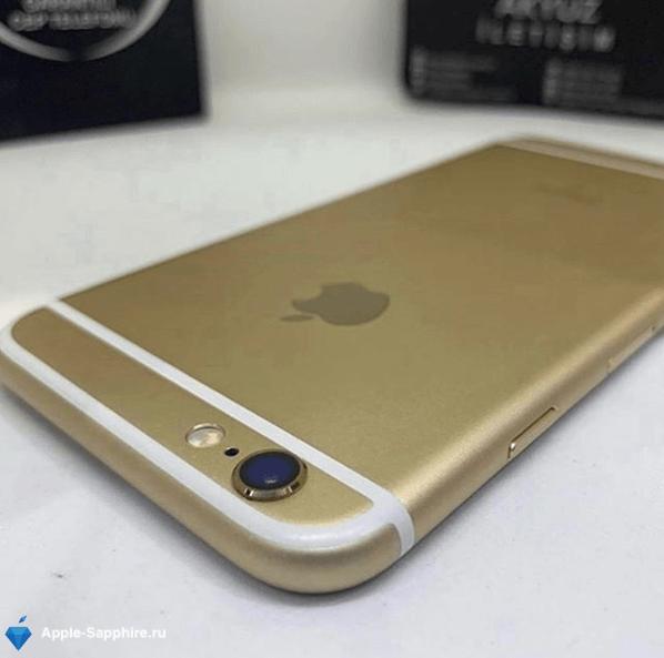 Чистка iPhone 6S после залития