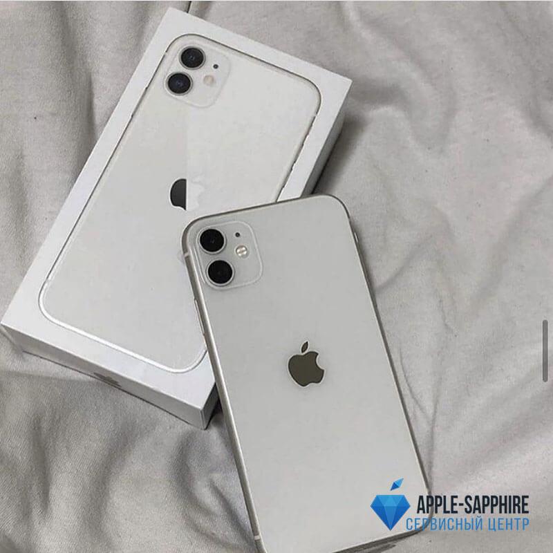 Не слышно собеседника iPhone 11