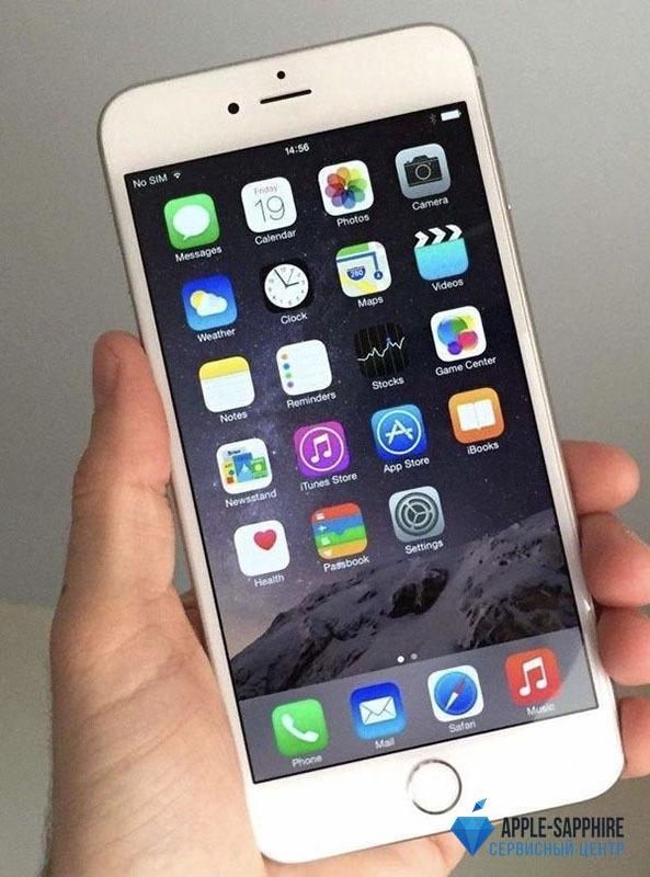 Чистка iPhone 6 Plus после попадания жидкости