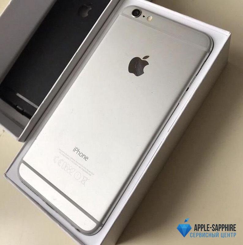 Перепрошивка, восстановление и обновление ПО на iPhone 6 Plus