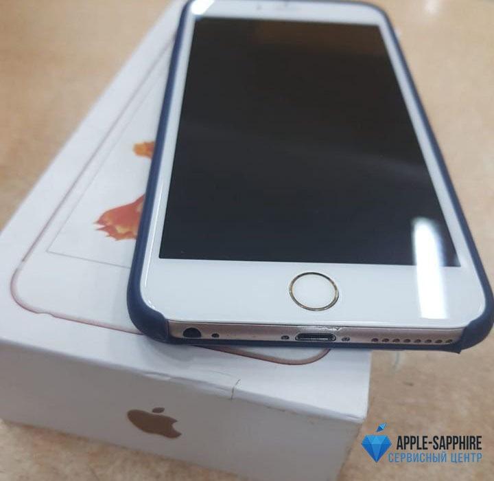 Ремонт материнской платы iPhone 6 Plus