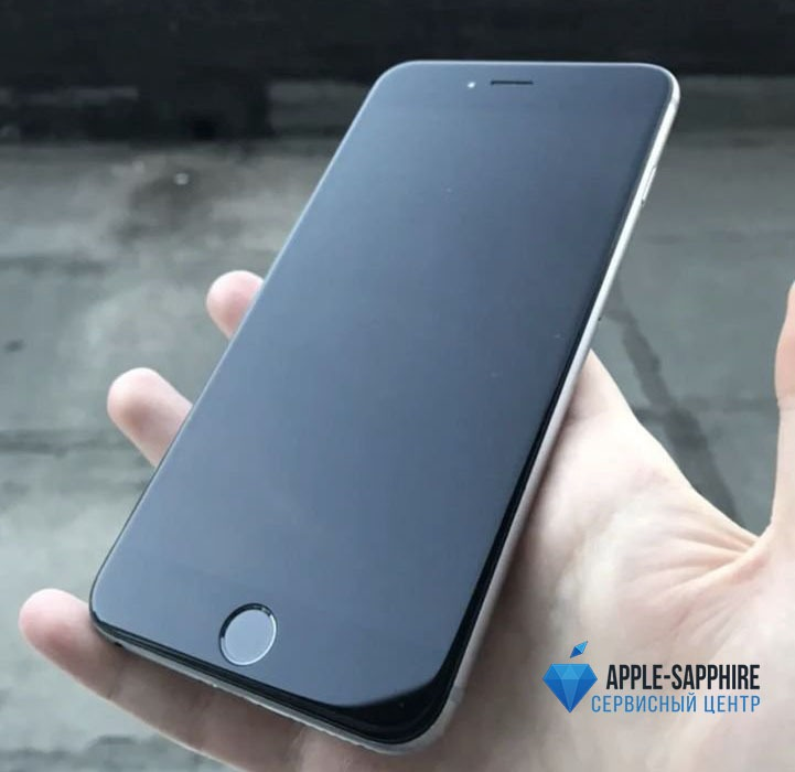 Восстановление шлейфа от окислений на iPhone 6 Plus