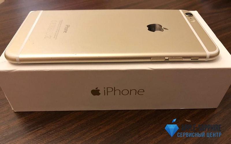 Замена кнопок включения, регулировки громкости на iPhone 6 Plus