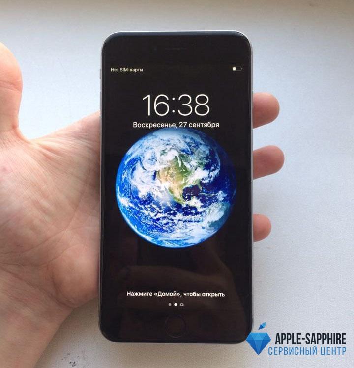 Замена микросхемы Tristar iPhone 6 Plus