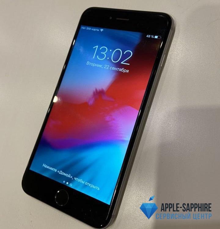 Замена передней и задней камеры iPhone 6 Plus