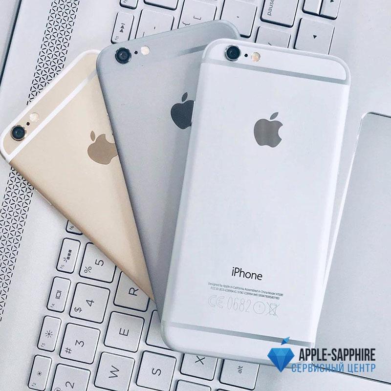 Ремонт LTE на iPhone 6