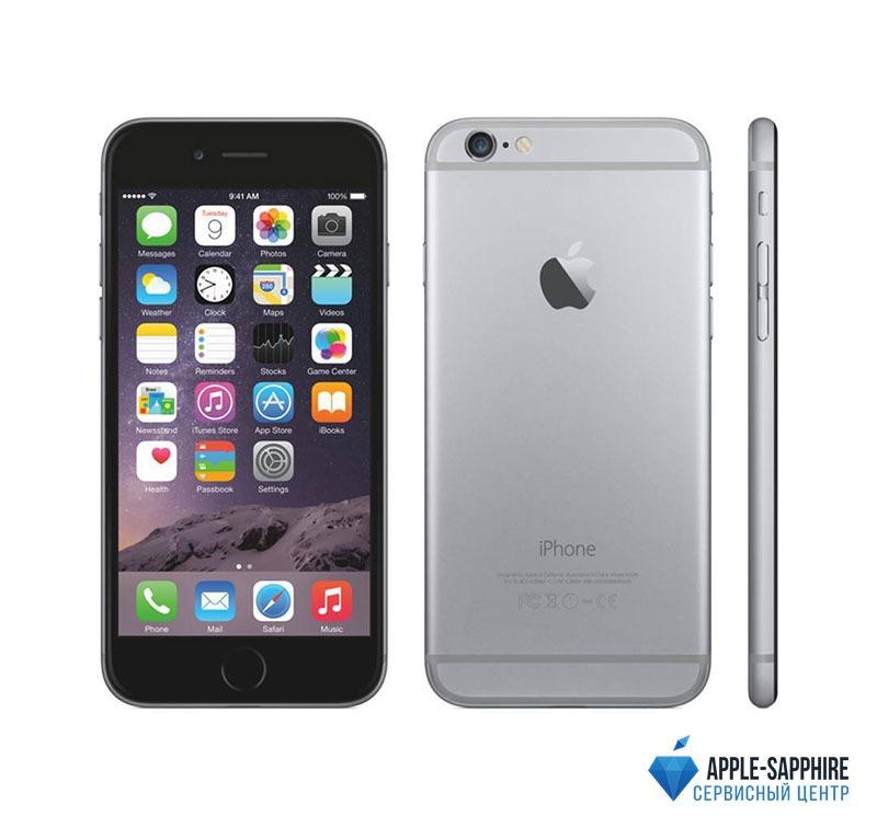 Замена кнопки Home на iPhone 6