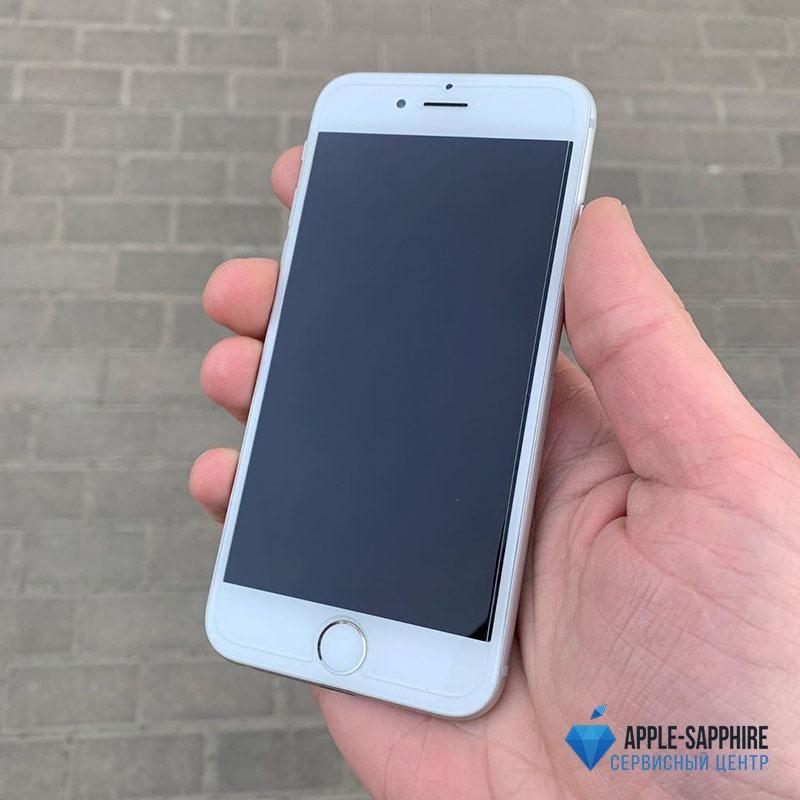 Замена передней и задней камеры на iPhone 6