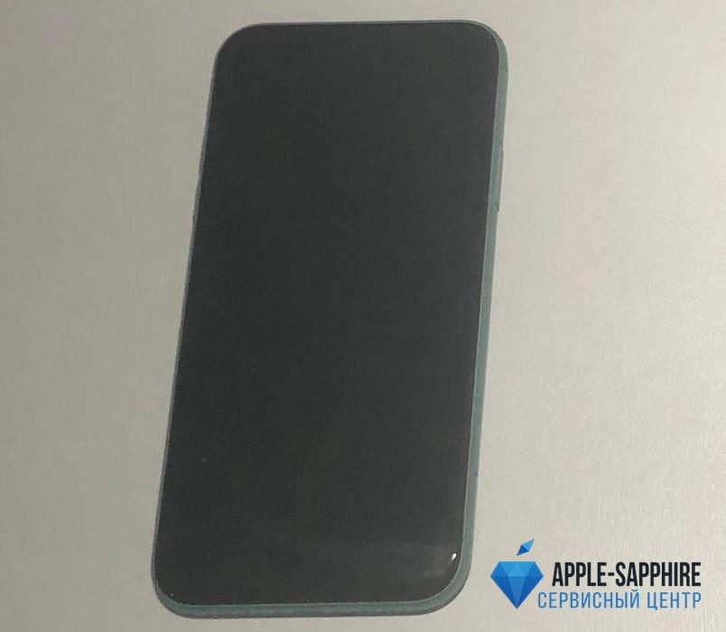 Замена вибромотора iPhone 11