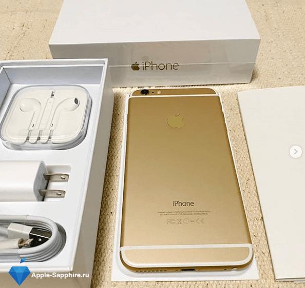 Ремонт залитого iPhone 6 Plus