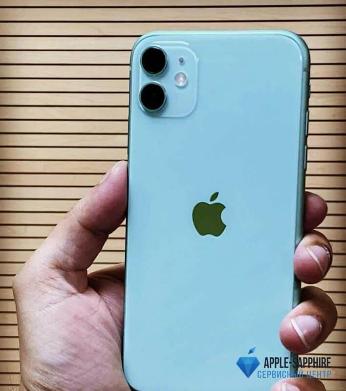 Плохо слышит собеседник iPhone 11