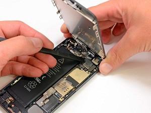Замена контроллера питания iPhone (айфон)