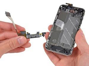 Не слышит собеседник на iPhone (Айфон)