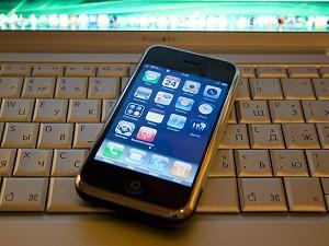 Обновление ПО (перепрошивка) iPhone (Айфон)