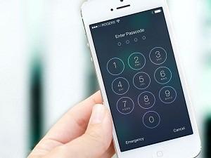Забыт пароль входа iPhone (айфон)