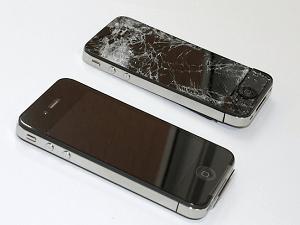 Разбито стекло/дисплей iPhone (Айфон)