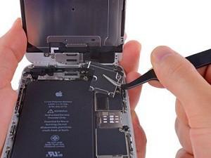 Замена микросхемы USB U2 iPhone (айфон) в Москве