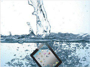 iPad-in-water