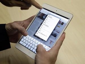 Не фокусирует передняя камера iPad (Айпад)