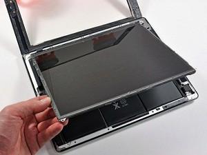 Снятие и установка тачскрина без ремонта iPad (Айпад)