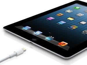 Не работает разъем зарядки iPad (Айпад)