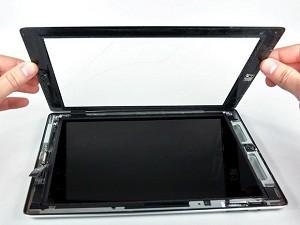 Не работает передняя камера на iPad (Айпад)