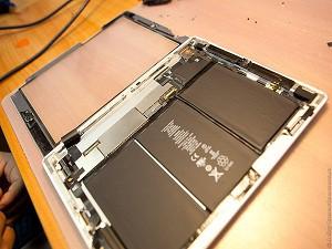 Ремонт кнопки вкл/выкл (Power) iPad (Айпад)