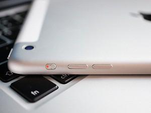 Ремонт кнопки переключения звук/поворот iPad (Айпад)