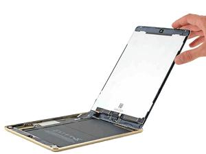 zamena-displeya-na-iPad
